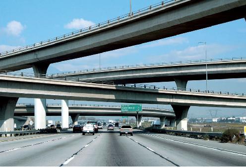 Полы ROMEX - защита и гидроизоляция мостов из стали и бетона
